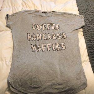 Top Shop women's night shirt